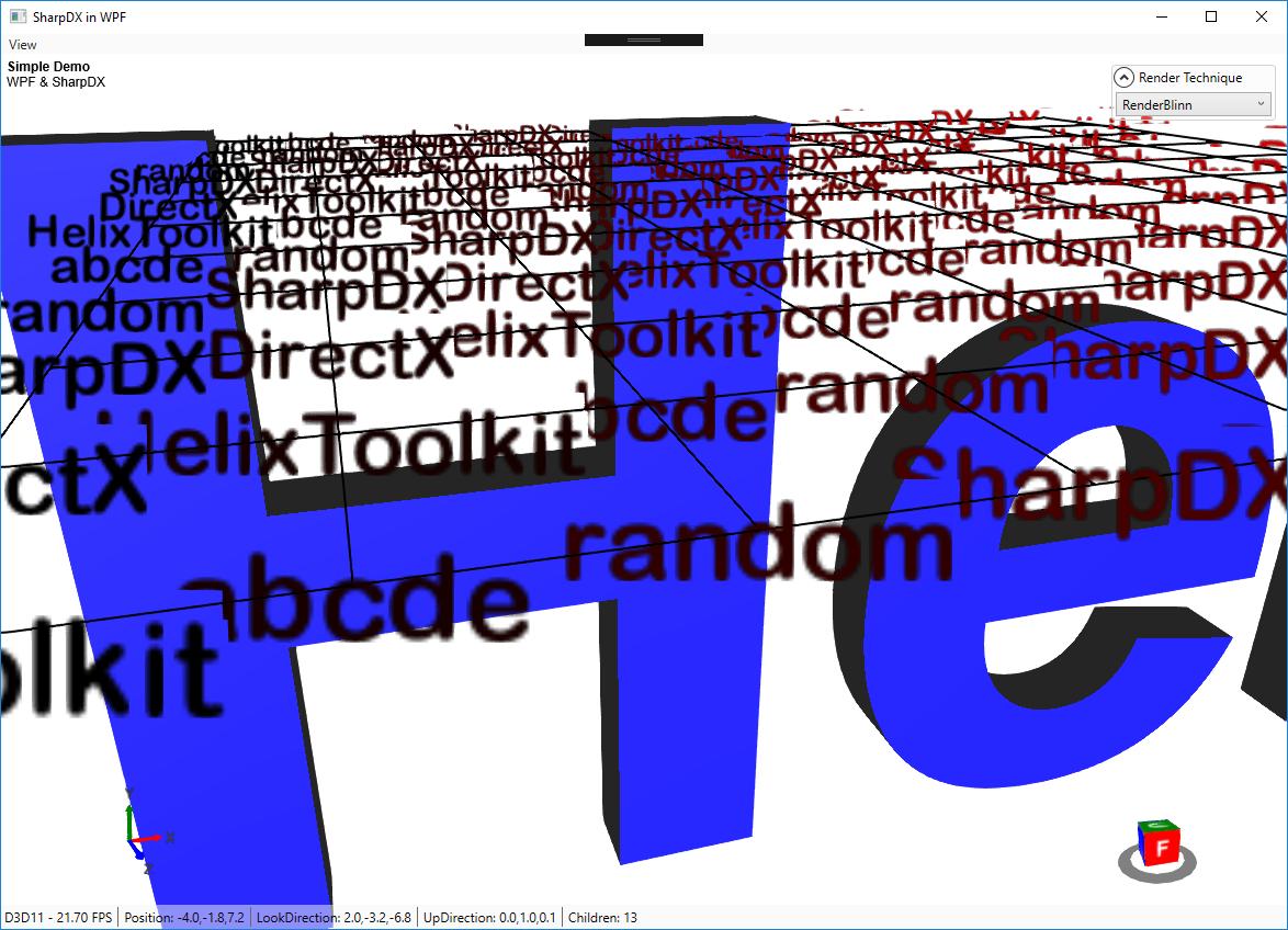 General / Helix Toolkit forum