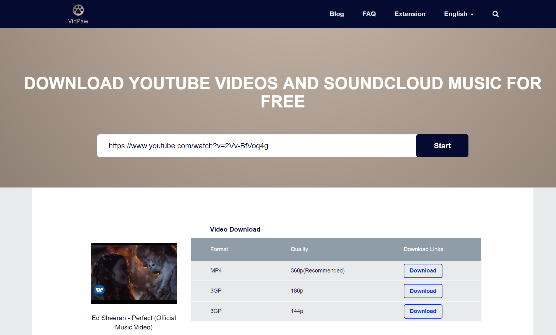 free download hd video from youtube online